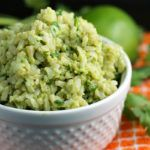 Avocado Lime Rice
