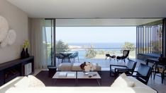 Madeleine_blanchfield_architect-4 combine - Gordon's Bay House. Photography by Felix Forest.