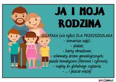 Archiwa: Do pobrania - Pani Monia Storytelling, Family Guy, Puzzle, Education, Fictional Characters, Puzzles, Onderwijs, Fantasy Characters, Learning