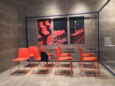 Enea Design's booth at Salone del Mobile de Milano. Hall 10 booth E14. April 14th-19th 2015.
