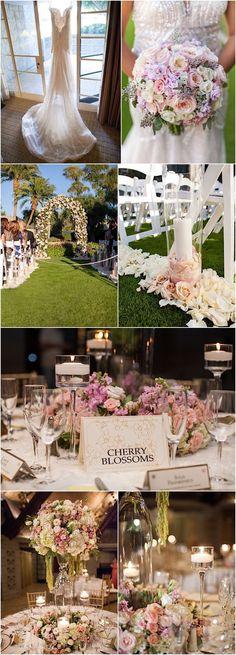 wedding decoration idea; photo: Bridgette Marie Photography