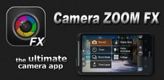 The award-winning camera app for Android devices! Camera ZOOM FX is now Editor's Choice on Google Play, Lifehacker, Gizmodo and SlashGear. Replace all your camera / photo FX apps with just one.