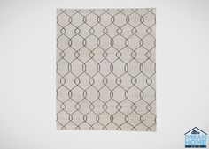 Tulu Trellis Rug, Natural/Black - Ethan Allen Rug for Living Room need to decide between 8x10 or 11x14.