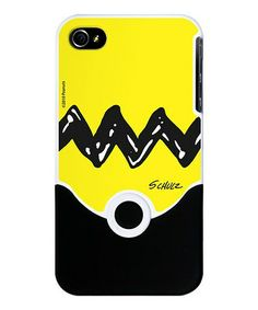 Charlie Brown Zigzag Case