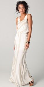 Love this easy-going maxi.