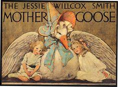 JESSIE WILLCOX SMITH MOTHER GOOSE