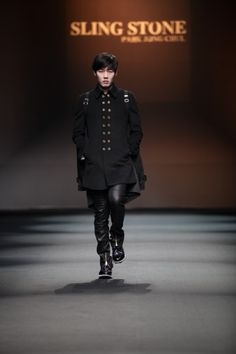 Sling Stone by Park Jong Chul 2012 F/W Korean Brands, Fashion Designers, Seoul, Korean Fashion, Goth, Park, Photos, Collection, Style