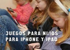 El iPhone puede ser tu aliado ideal para entretener a los más pequeños de la casa. Apple ofrece una gran variedad de juegos educativos en los que los niños, además de pasárselo bien, aprenderán los colores, las formas, y hasta a cocinar. Todos estos juegos para iPhone y iPad son gratuitos.  http://iphone-6.es/mejores-juegos-iphone-para-ninos-rg/  #iphonejuegos