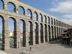 Segovia - Acueducto romano