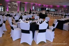 dj backdrop ideas | Elite Entertainment | Elite Bridal
