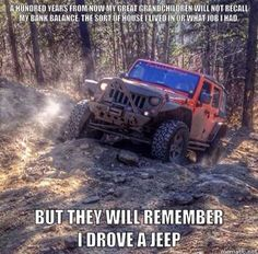 Great Gramma drove a Jeep! Jeep Jk, Jeep Truck, Jeep Humor, Jeep Funny, Jeep Quotes, Badass Jeep, Jeep Mods, Cool Jeeps, Off Road