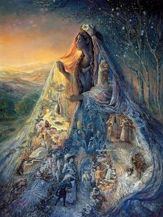 josephine wall paintings | Josephine Wall Poster Buy a Poster