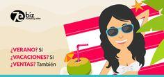 ¿Has oido hablar del #outsourcing de #marketing? ¡Ya es hora de aumentar tus #ventas mientras desconectas este #verano!