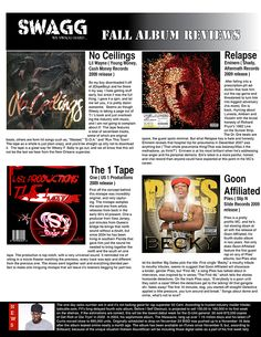 Brian Concepts Magazine Layout and Designs for http://conceptsdandp.com/