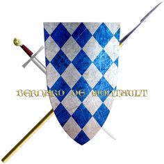 Bernard de Montault. He took the Cross in 1248 to join the sixth crusade.