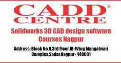 #CaddCentre  Nagpur Offers Software Courses In Solidworks 3D  #CAD  Design