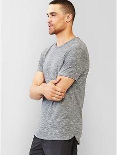 Urban Active nep slub t-shirt