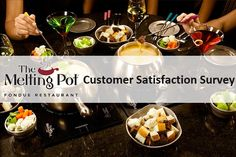 Take Melting Pot Guest Satisfaction Survey at www.fonduesurvey.com for a chance to win 12 $100 Melting Pot Restaurant gift cards. #GiftCards #Dailyentry #Survey