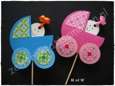 Geboorte | Zelf traktaties maken Toddler Activities, Art Activities, 2nd Baby, Letter B, Party Treats, Creative Kids, Baby Shower Parties, Fall Crafts, Paper Flowers