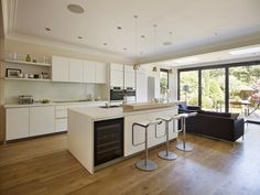 bulthaup by Kitchen Architecture #kitchens #b1