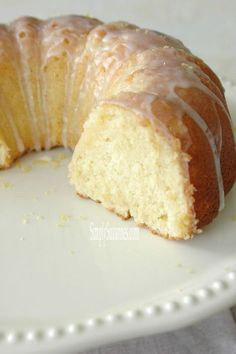 Lemon Bundt Cake: This is WONDERFUL, moist and lemony. Full disclosure: I made it to use up buttermilk, but now I'll buy buttermilk to make this. It was the hit of the party. Served it plain and, for those needing even more lemon, with lemon butter -- both were great.
