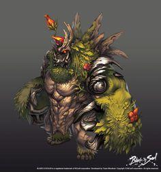 B&S monster artworks