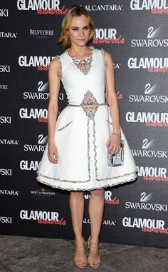 A Plus: Diane Kruger's Best Looks