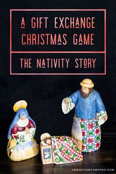 The Nativity Story Right Left Christmas Gift Exchange Game - Are you looking for Christmas games based on the true meaning of Christmas? This pass the parcel left right game is for you! Christmas Gift Exchange Games, Fun Christmas Games, Christmas Events, Christmas Nativity, Christmas Crafts, Christmas Ideas, Christmas 2019, Christian Christmas, Christian Gifts