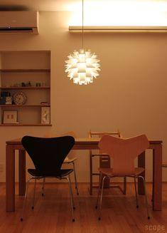 リラックスする灯りをつくる北欧デザインの照明4選