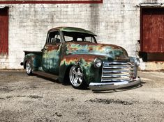 Chevrolet - My list of the best classic cars Classic Pickup Trucks, Ford Classic Cars, Best Classic Cars, Ford Trucks, Chevy Pickup Trucks, Cadillac Eldorado, Rat Rods, Chevy 3100, Old Chevy Pickups