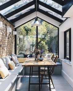Beautiful Patio Inspiration // Voguehem The Perfect Scandinavian Style Home Patio Interior, Home Interior Design, Kitchen Interior, Scandinavian Interior Design, Contemporary Interior, Interior Design Farmhouse, Modern Home Interior, Home Design Diy, Dream House Interior