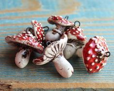 Handmade ceramic and jewelry by CeramicTale on Etsy