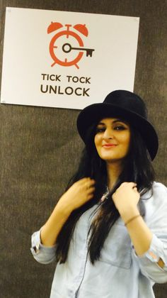 Samrien Hussain, Owner and Creator of Tick Tock Unlock #EscapeRoom