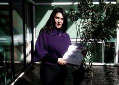 Teresa Castell consigue firmas para candidatura en Edomex