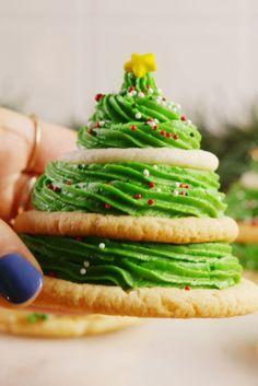 Sugar Cookie Trees Vertical