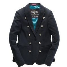 Superdry + Timothy Everest Muse Jacket as seen on Pippa Middleton