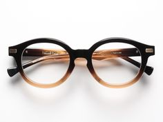 0369b48cd3088 Two Toned  Professor  Style Eyeglasses