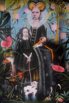 Terra Incognita: The Fascinating Art of Heather Nevay