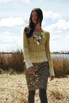 Jenny Albright.  Native American model.