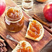 Recept : Jablečný džem svánočním kořením | ReceptyOnLine.cz - kuchařka, recepty a inspirace Home Canning, Apples, French Toast, Food And Drink, Pudding, Breakfast, Recipes, Breakfast Cafe, Canning