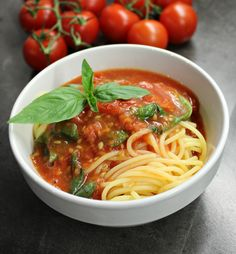 Sugo Rosso (Red Sauce) Delicious!! #MyAllrecipes #AllrecipesFaceless #glutenfree #vegan