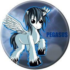 Chibi Pegasus by Cazuuki.deviantart.com on @deviantART