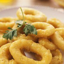 Recette Beignets de calamar (facile) : Francine, recette de Beignets de calamar pour 4