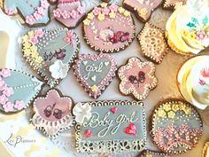 biscuiti decorati botez fete