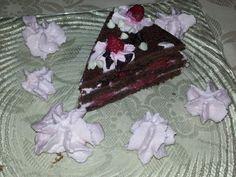 Remix une forêt noire framboise chantilly et et moelleux chocolat