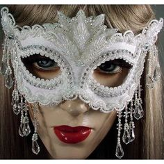 DIY  Masquerade mask | Chic Masquerade DIY Mask Template - Polyvore