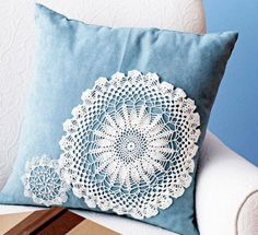 15 Fascinating Crafts With Lace Doilies You Should Make Immediately! | Heart Handmade uk | Bloglovin'