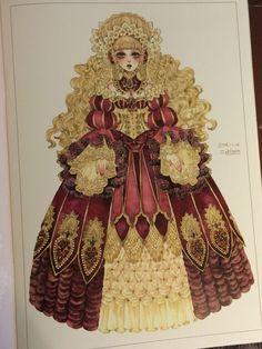 Sakizo Juliette Princess from Fantasy of the Dream