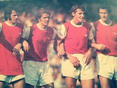 Peter Storey, Eddie Kelly, Sammy Nelson and George Graham.