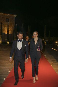 Olivia Palermo at Marqués de Murrieta Event In Madrid